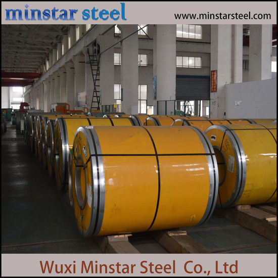 Cold Rolled 310321 309S 310S 316 Coil Stainless Steel Buatan China