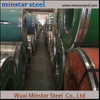 Cold Rolled 201 Stainless Steel Sheet dengan permukaan 2B