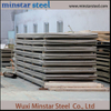Lembaran Stainless Steel Rolled 10 Gauge Dingin Profesional 304304L